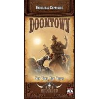 Esdevium - Doomtown Reloaded! - New Town, de nouvelles règles! - Cartes - Alderac Entertainment