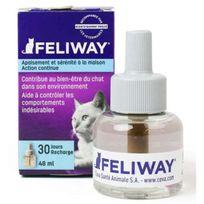 Ceva - Feliway Recharge anti-stress 48 ml - 30 jours - Pour chat