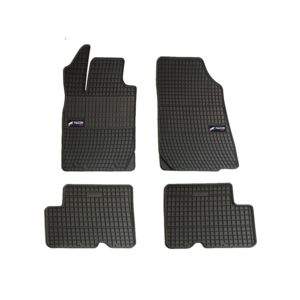 dbs tapis voiture auto caoutchouc sur mesure pour dacia sandero de 12 2007 12 2012 4. Black Bedroom Furniture Sets. Home Design Ideas