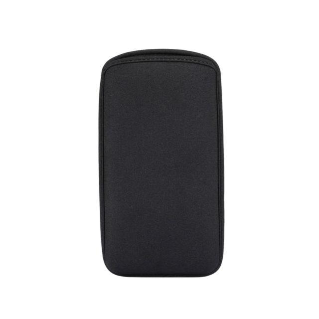 2c18eeab44 ... Wewoo - Housse Étui noir pour Xiaomi et téléphone intelligent de 6,4  pouces Sac ...