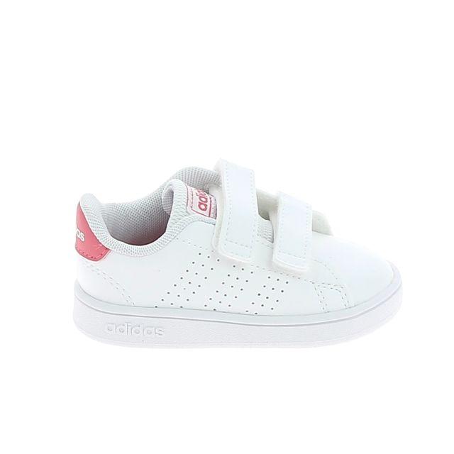 Adidas Advantage Blanc | Rubino