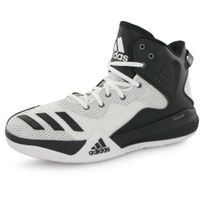 Adidas performance - Dt Bball Mid blanc, chaussures de basketball homme