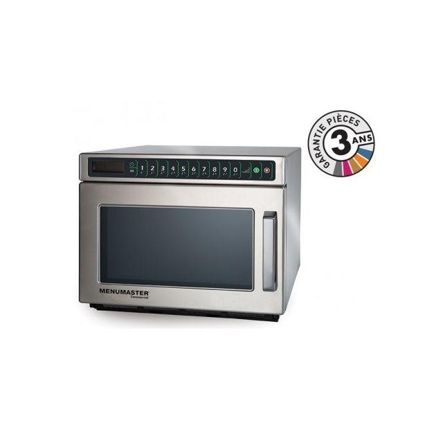 Menumaster Four micro-onde professionnel - 17 L - 1400 W - Dec14E2