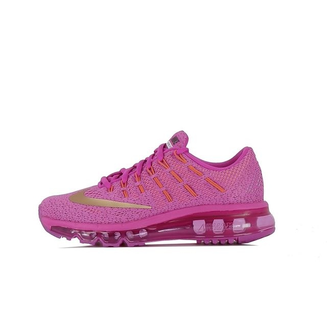 nouveau style d33d2 cd1c7 Basket Air Max 2016 Junior - 807237-601