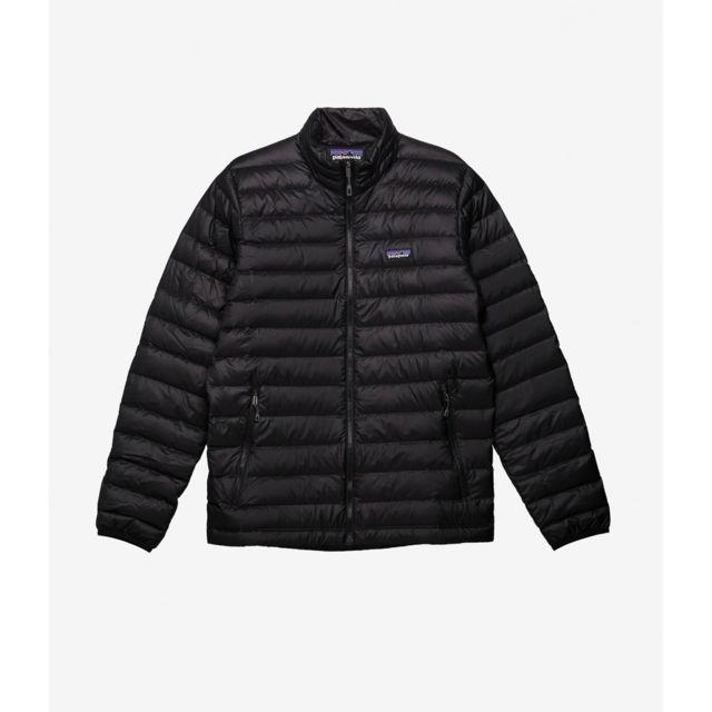 Patagonia - Doudoune M's Down Sweater Black - Sh84674BL Noir