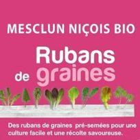 Moulin Roty - Ruban de Graines de Mesclun Niçois Bio