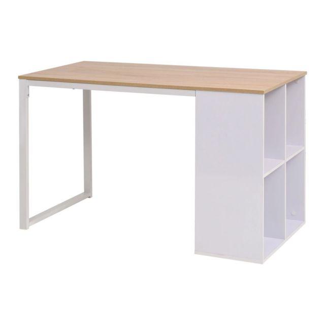 69b452a4e059c GÉNÉRIQUE - Contemporain Meubles de bureau famille Bucarest Table  d'écriture 120 x 60 x
