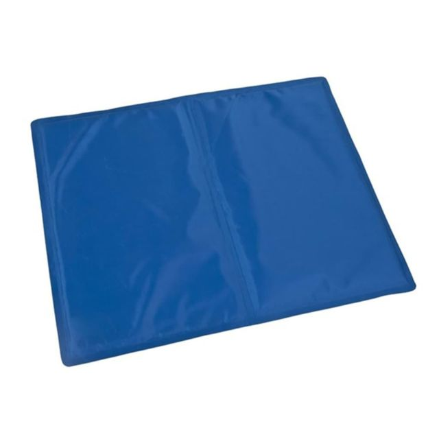@PET Tapis rafraîchissant pour chiens Bleu M 50 x 65 cm