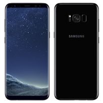 Samsung - Galaxy S8 Plus - Noir Carbone