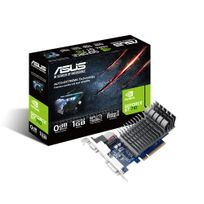 ASUS - GeForce GT 710 1 Go DDR3 SL