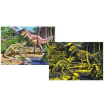 Educa - Puzzle 150 pièces : Inside Vision : Dinosaure