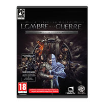 WARNER BROS - La Terre du Milieu : L'Ombre de la Guerre Silver Edition - PC