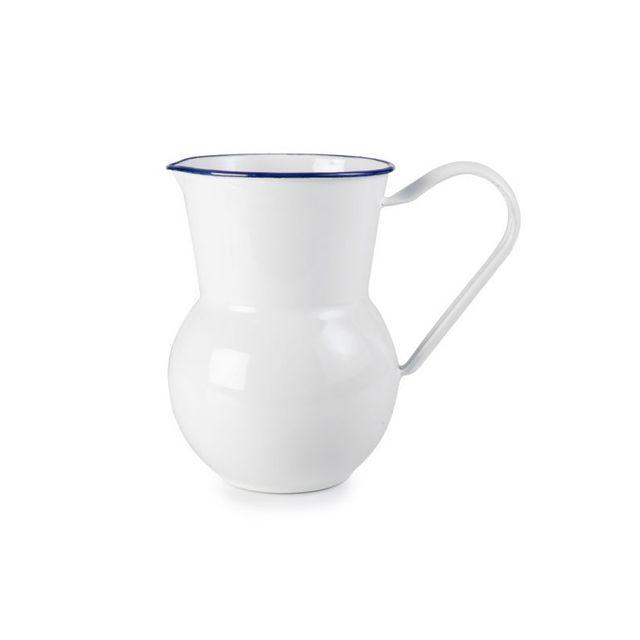 Ibili - Pot A Eau San Juan Email Blanca 1.5 L
