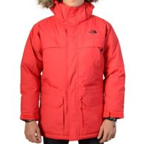 a347031027d53 Livraison gratuite. Solde. The north face - Doudoune McMurdo Down Parka Tnf  Red