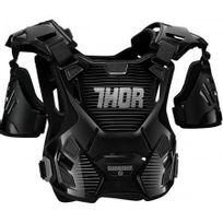 Marque Generique - Pare-pierre Moto Cross Guardian Protector Thor-m / L Noir Gris -2701-0789