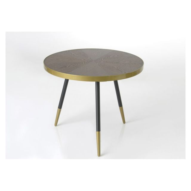 HELLIN TABLE BASSE RONDE HOFFMANN
