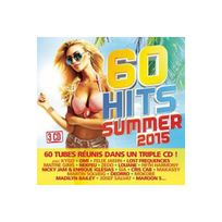 Jive - 60 hits summer 2015 Coffret
