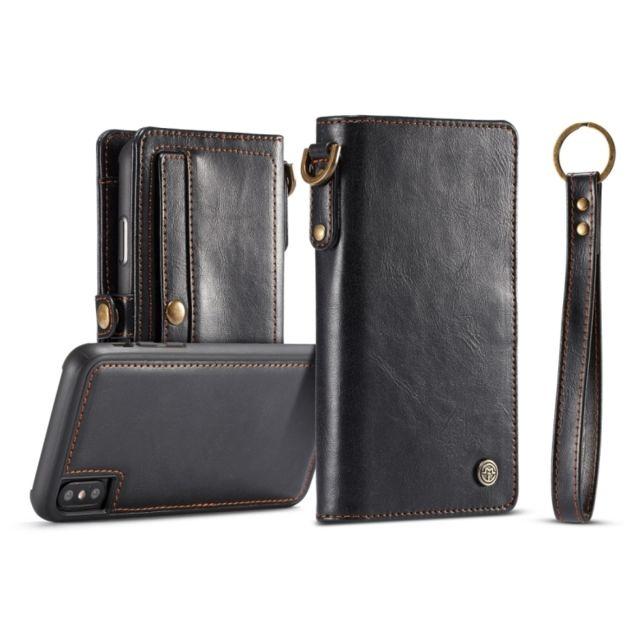 iphone x coque wallet