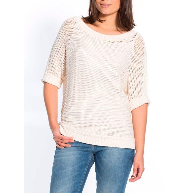 Balsamik - Pull - pas cher Achat   Vente Pulls femme - RueDuCommerce 7eec65777609