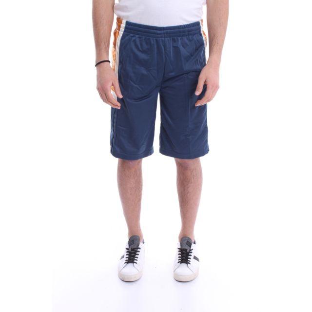KAPPA Homme 30300V0951 Bleu Coton Shorts