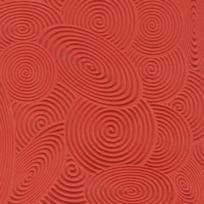 Cernit - Plaque de texture 9 cm Spirals