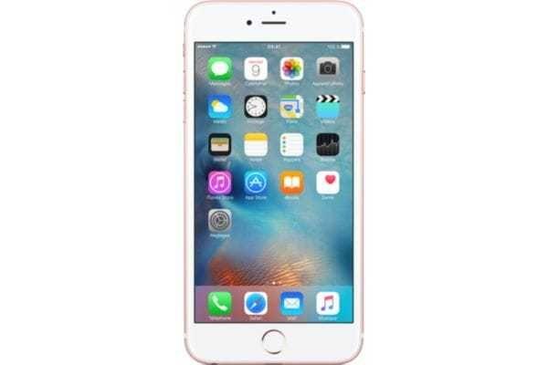 apple iphone 6s plus 128go or rose pas cher achat vente iphone ios rueducommerce. Black Bedroom Furniture Sets. Home Design Ideas