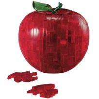HCM KINZEL - Puzzle 3D - 44 pièces - Belle Pomme Rouge