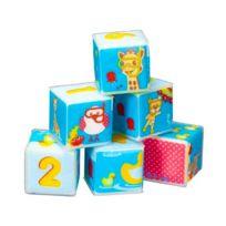 VULLI - Cubes de bain Sophie la Girafe