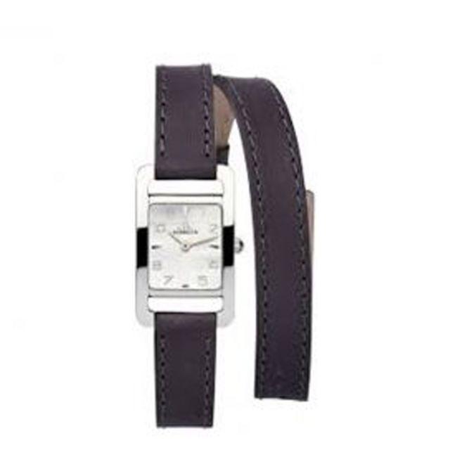 nouvelle collection marques reconnues nouvelle arrivée Michel Herbelin - Montre Avec Cadran Carré Et Bracelet ...