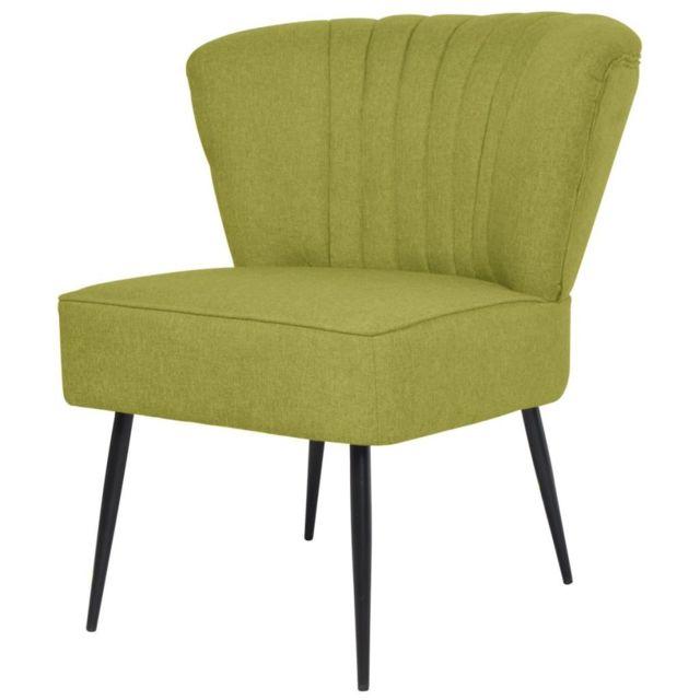Chaise de cocktail Vert | Vert
