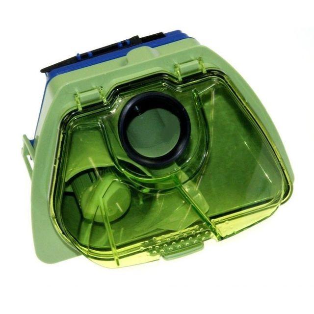 Moulinex Bac separateur+filtre.hepa vert pour aspirateur seb