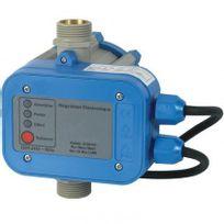Ose - Régulateur électronique de pression pour pompe à eau
