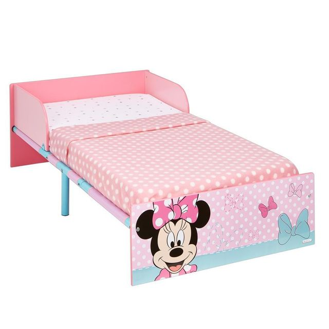 Vipack Lit enfant Hellohome Minnie Mouse