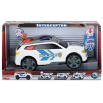 Dickie - Toy - Poilce Interceptor With Light And Sound Sim203308355 - Toys Si-3308355