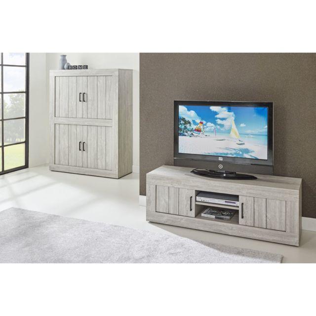 meuble tv cgv m tv20bt vendu par conforama 20233. Black Bedroom Furniture Sets. Home Design Ideas