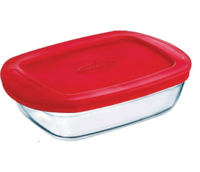 Lebrun Plats rectangle micro-onde 1L