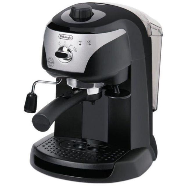 MARQUE GENERIQUE Icaverne MACHINE A CAFE EC221B Machine Expresso classique - Noir