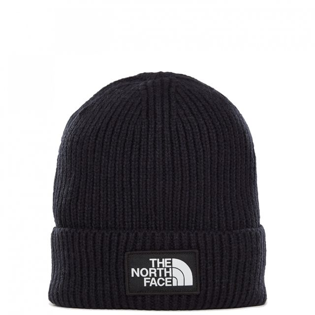Bonnet Logo Box Cuffed Urban Navy