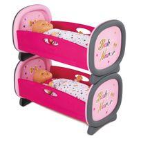 Smoby Toys - Baby Nurse - Lits jumeaux - 220314