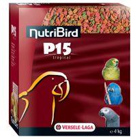 Versele Laga - Alimentation NutriBird P15 Tropical pour Perroquet - 4Kg