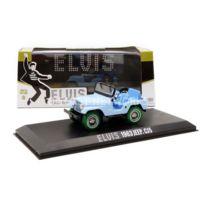 Greenlight Collectibles - 1/43 - Jeep Cj 5 - Elvis Presley - 1950 - 86310GRT