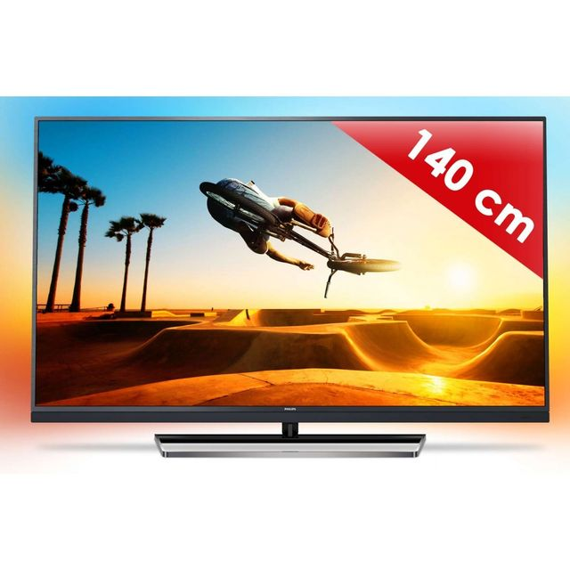 5b8605d75d0 Philips 7000 Series 55PUS7502 - 139 cm - Smart Tv Led - 4K Uhd pas cher -  Achat   Vente TV LED de 50   à 55   - RueDuCommerce
