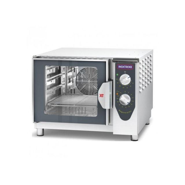 Materiel Chr Pro Four de remise en température xt snack - 5,2 kW 3,5 kW Inoxtrend