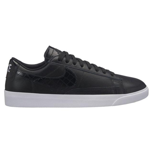 Pas Low Cher Ao2133 Blazer 001 Nike Noir Essential Basket qxw0AZaP