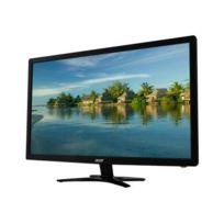 Acer - G246HYLbd - Écran Led - 23.8'' - 1920 x 1080 FullHD - Ips - 250 cd m2 - 100000000:1 dynamique 6 ms - Dvi, Vga - noir