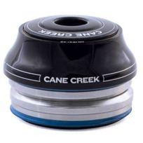 """Cane Creek - 110 - Jeu de direction - 1 1/8"""" Tall Is42/28.6/H15 I Is42/30 noir/argent"""