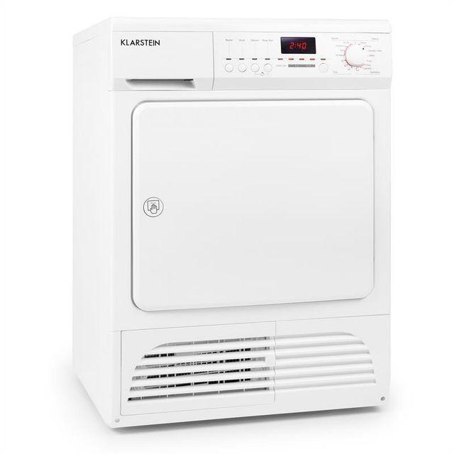 KLARSTEIN Savanna Séchoir à condensation 8 kg classe B -blanc