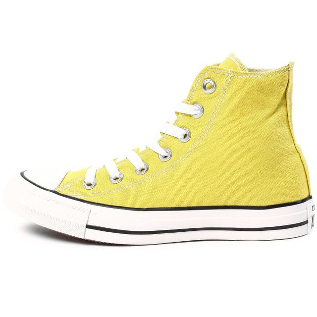 converse femmes all star jaune