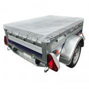 Turbocar - Bâche Pvc pour remorque 150 X 105 cm 650gr/m2