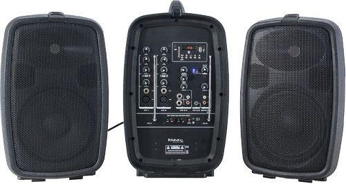 Ibiza Sound System de sonorisation combo portable 8 /20cm 150W Ibiza